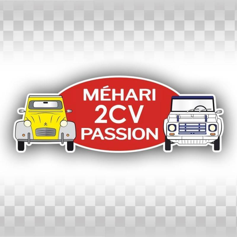2 cv passion logo
