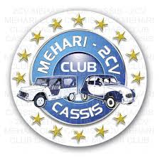 Méhari - 2 CV - Club CASSIS